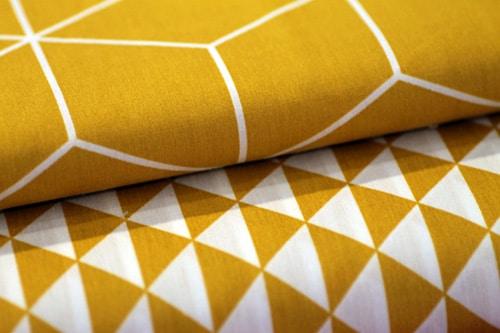 Baumwolle Grafische Muster