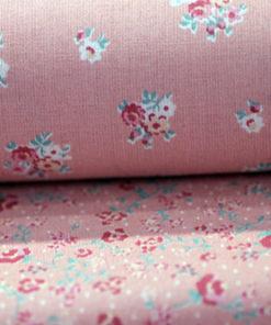 Baumwolle Blumenmuster