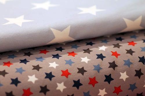 Jersey Punkte und Sterne